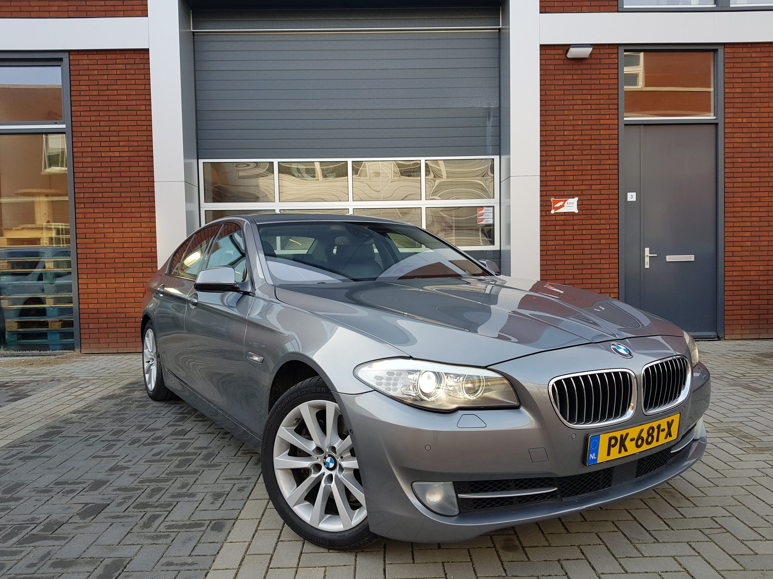BMW 535 XI High Executive